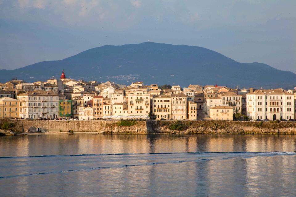 코르푸 그리스 아드리아해 크루즈