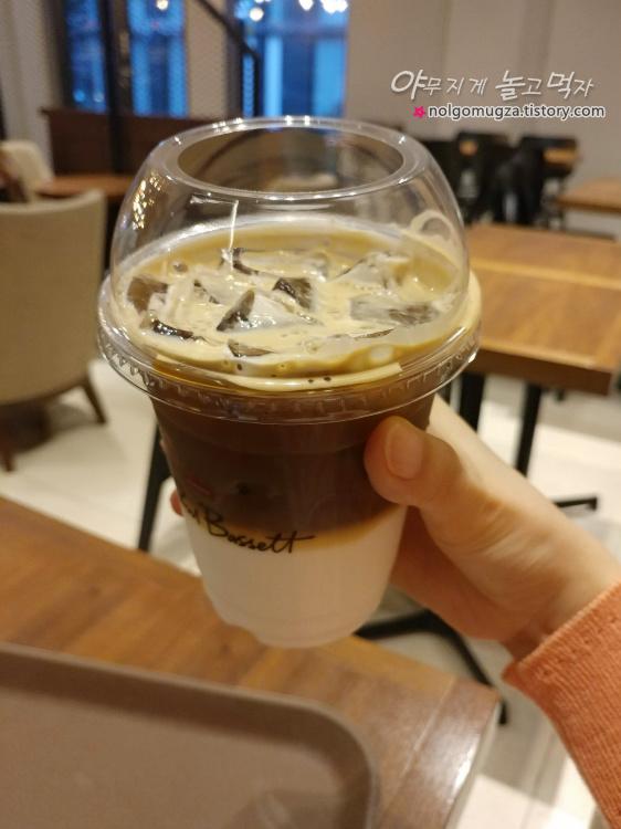 폴 바셋 니트로 커피