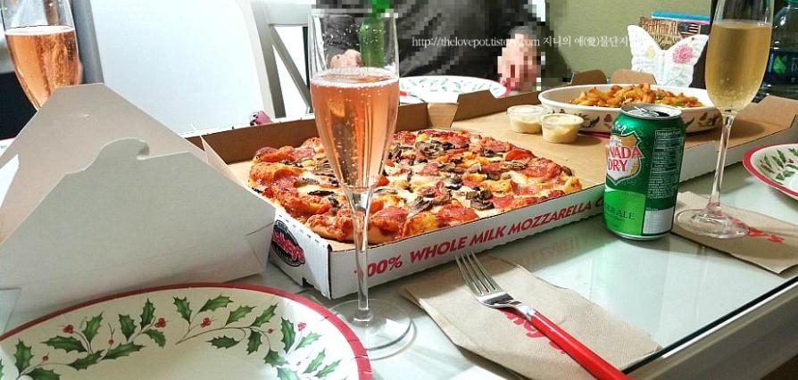 미국 프렌차이즈 쉐이키스 피자 [Shakey's Pizza]의 모조 포테이토 너무 맛있어요!5