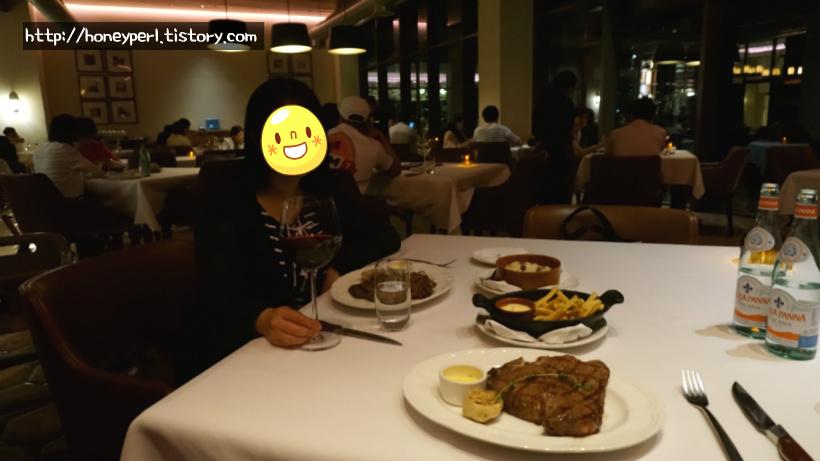 [ 호텔 / 레스토랑 ] 두짓타니 괌 리조트 Alfredo' s steakhouse 알프레도 스테이크 하우스 레스토랑 12