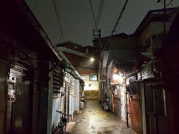 서울 신당동 야경