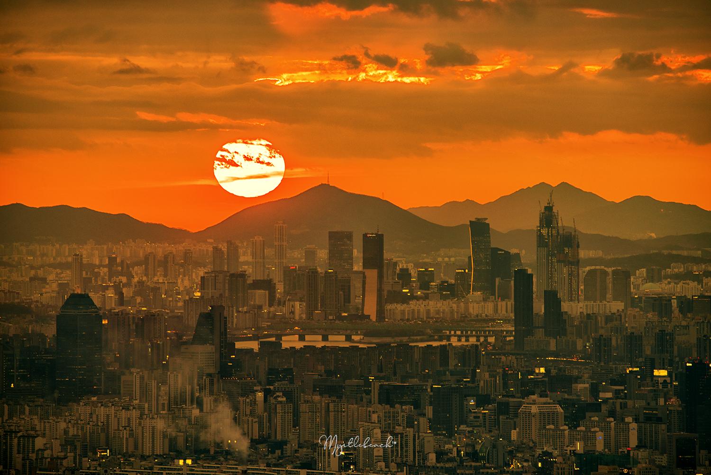 [d810]sunset