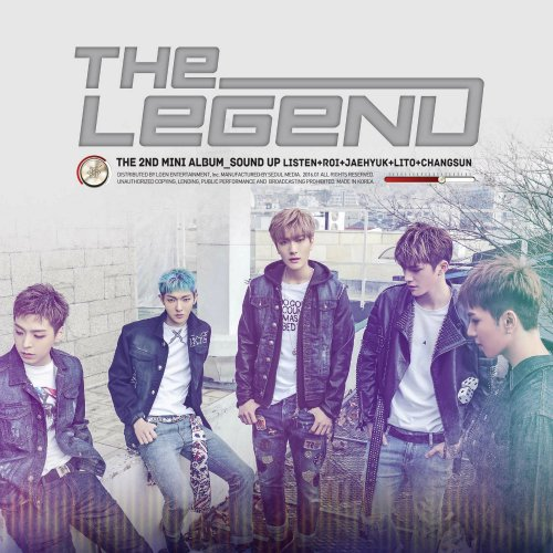The Legend – Crush on you Lyrics [English, Romanization]