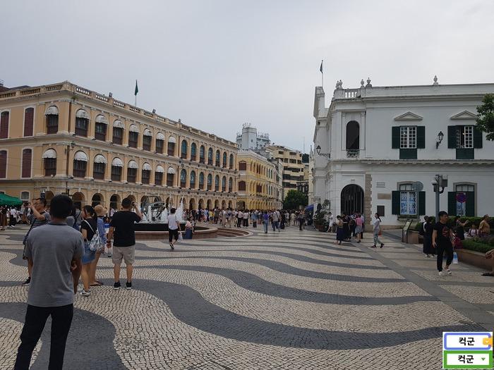 마카도 세나도광장
