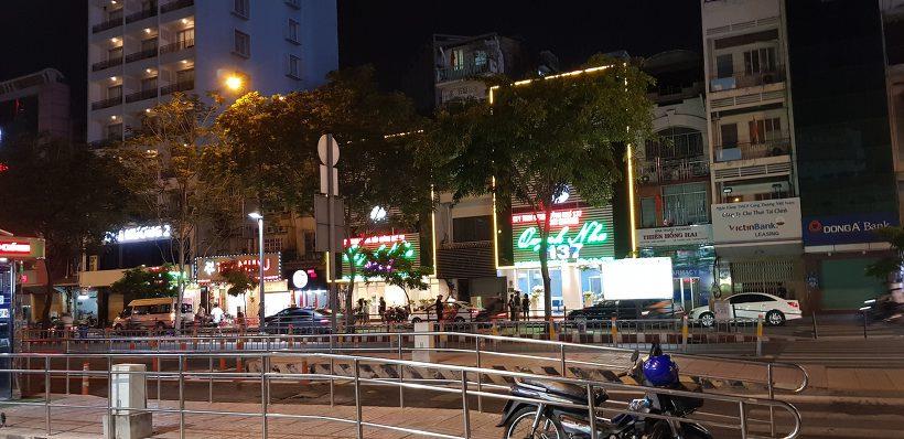 베트남 호치민 137 마사지 샵