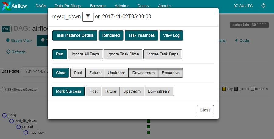 Apache Airflow를 이용한 데이터 워크플로우 자동화 :: Cloud Life
