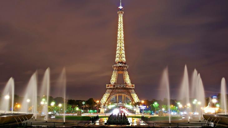 파리, 에펠탑