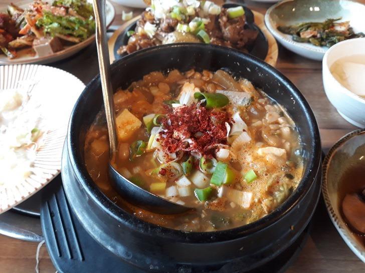 김포 맛집 이마리 명품청국장