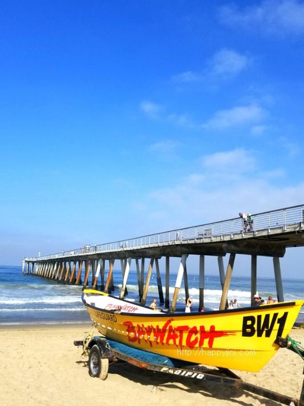 라라랜드로 더욱 유명해진 허모사 비치  [LA 여행/ 캘리포니아 여행/ 엘에이 바닷가/ Hermosa Beach]2
