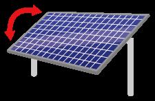 발전 효율이 높은 '추적식 태양광 발전'이란?
