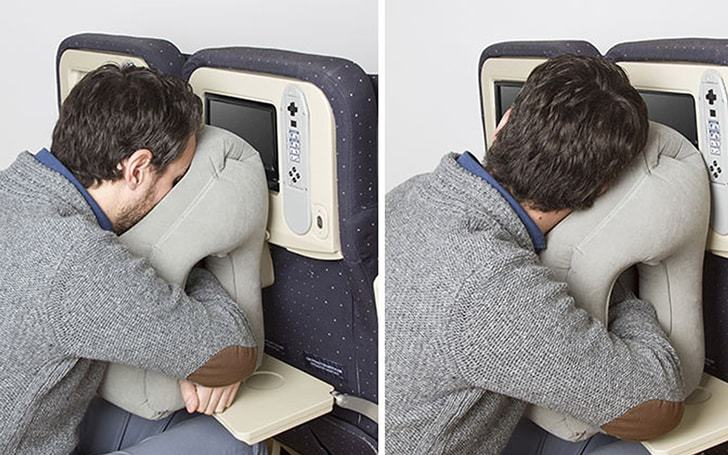 Best Neck Pillows For Sleeping On Plane