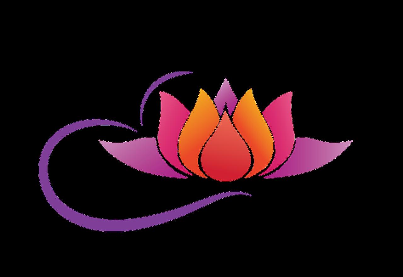연꽃그림 로고