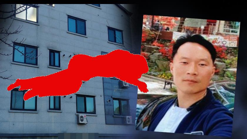 용의자 자해 사망 '동탄 원룸 살인사건'
