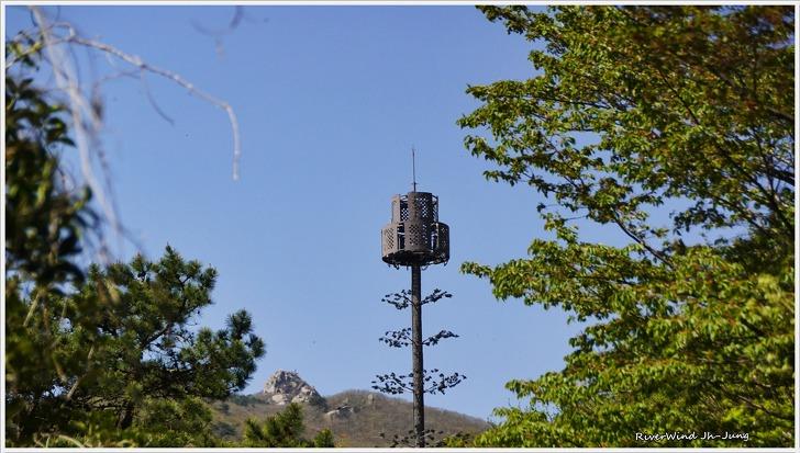 통신 중계탑