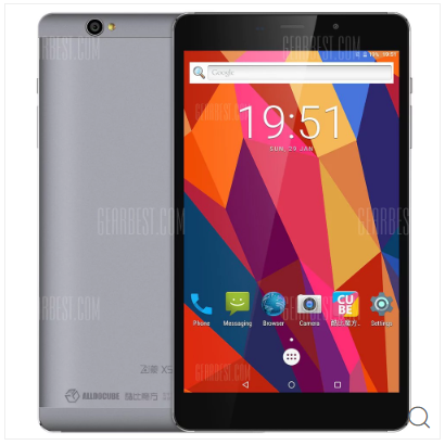 ▲ALLDOCUBE Free Young X5 ( T8 Pro ) 4G Phablet
