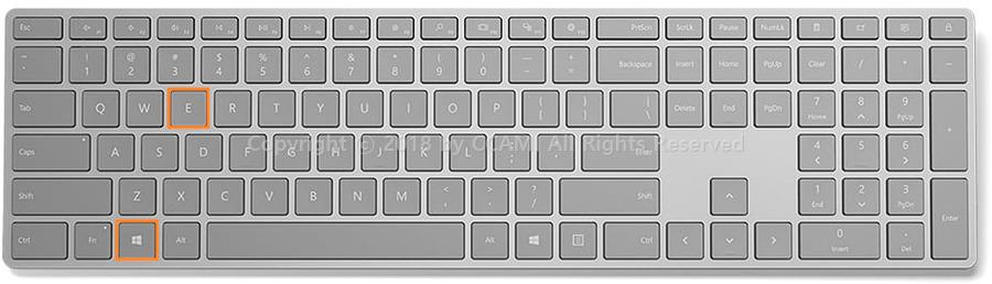 까미, 내 컴퓨터, 바로 가기, 내 PC, 윈도우, 윈도우10, 윈도우 10, CCAMI, IT, Windows, Windows 10, Windows10, 단축키, Windows + E, 윈도우 + E, 윈도우 단축키, 최근 파일