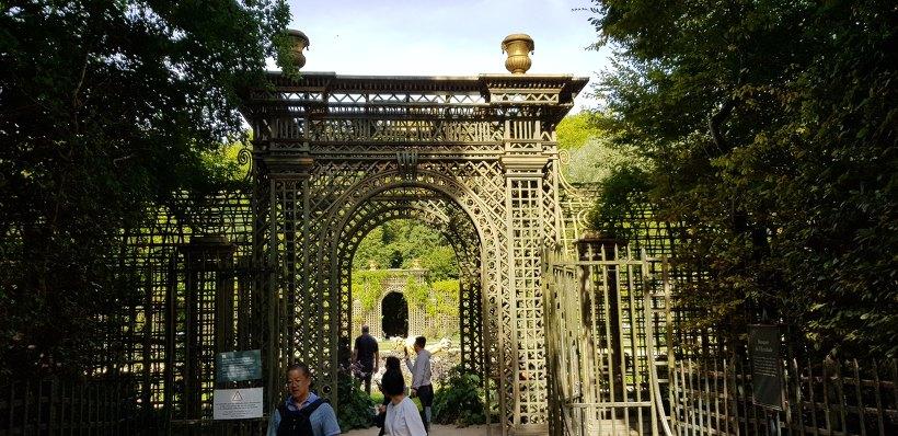 베르사유 궁전 정원 - 엔셀라두스 분수