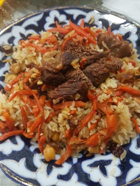 우즈베키스탄 음식 - 오쉬