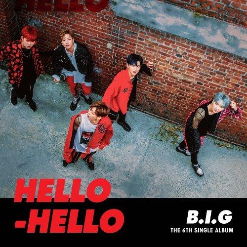 B.I.G – HELLO HELLO Lyrics [English, Romanization]