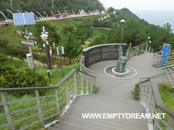 동해안 자전거길: 장사 해수욕장 - 영덕 해맞이공원
