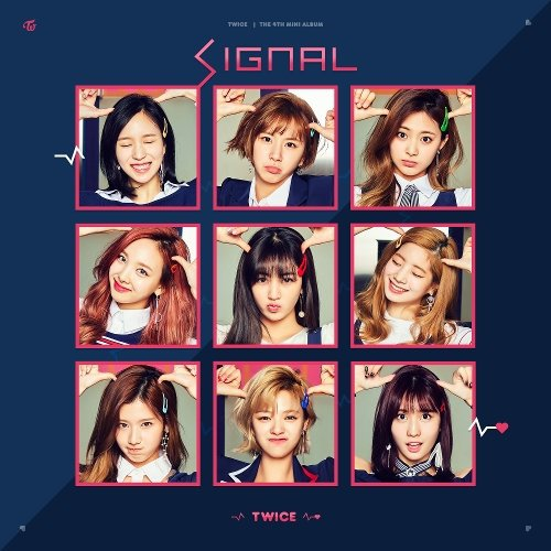 TWICE – SIGNAL Lyrics [English, Romanization]