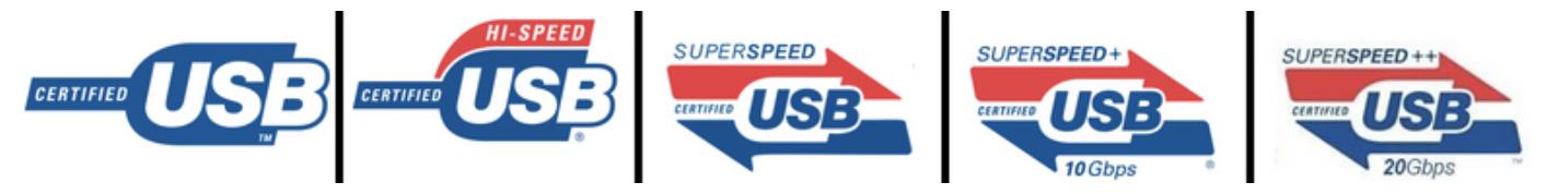 USB 라벨