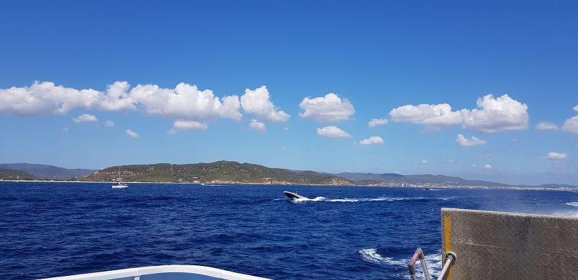 포르멘테라 섬 페리