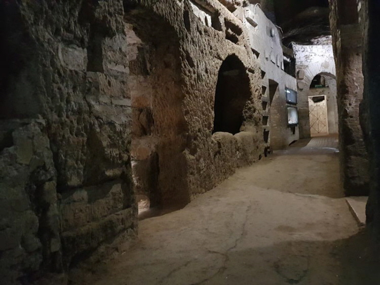 Catacombs of Rome
