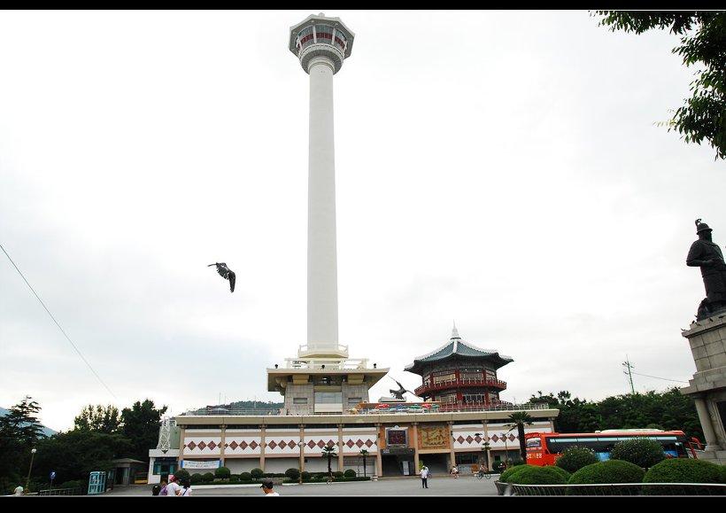 용두산공원_부산타워