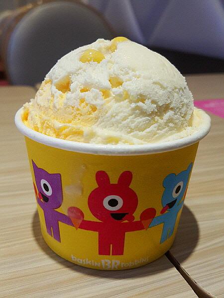 베스킨라빈스31 미찐 감자 아이스크림