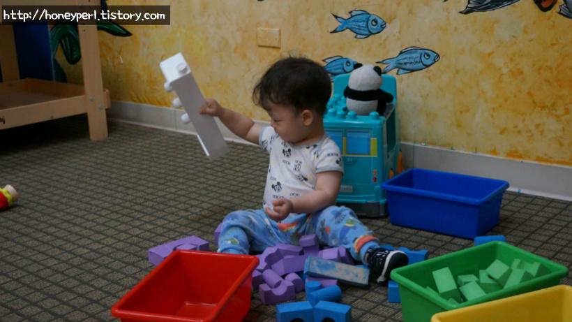 두짓타니 괌 리조트 Kid's Play Area 키즈클럽 키즈존 9