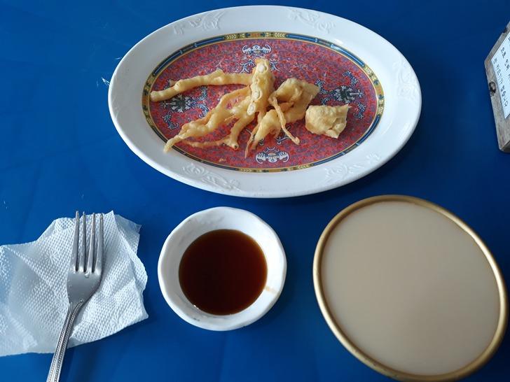 [금산맛집]원조금산인삼튀김 - 바삭한 금산인삼튀김과 인삼막걸리 맛집