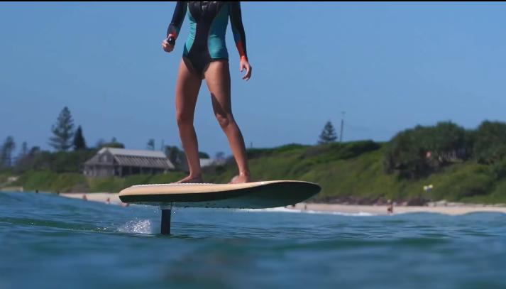Fliteboard eFoil 서핑 보드