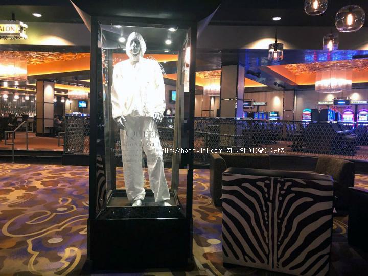 라스베이거스 하드락 호텔 [곧 버진 호텔로 바뀔 Hard Rock Hotel & Casino/ 라스베이거스 여행] 프레디 머큐리