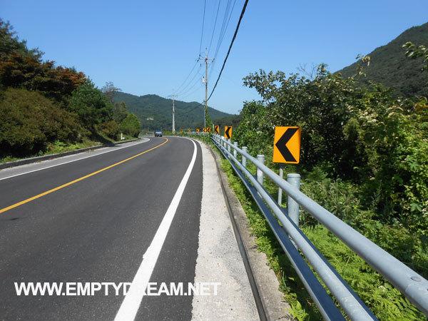 섬진강 자전거길: 구례구역 - 곡성 - 횡탄정 인증센터