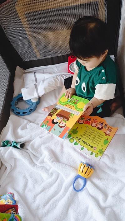양양 쏠비치 호텔 아기 용품
