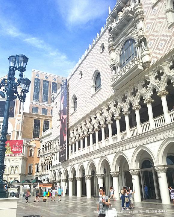 라스베이거스에서 베네치아를 느끼다.[ 베네시안 라스베이거스 5성급 호텔 ] 라스베가스 여행
