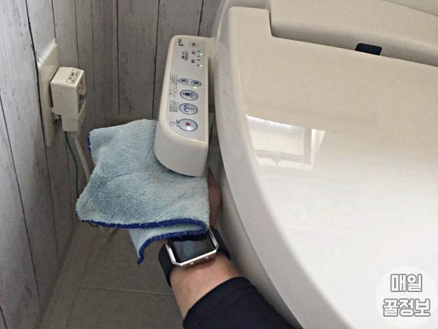 조절판, 비데 청소 방법, 화장실 냄새 없애는 방법