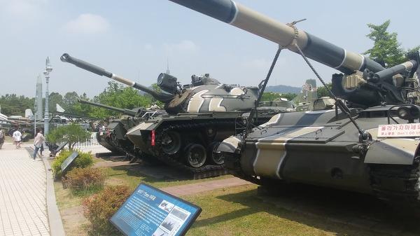 전쟁기념관 옥외전시장_25