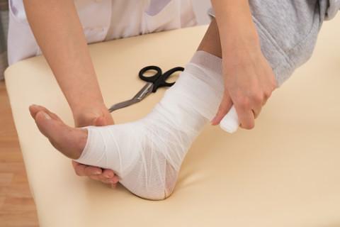 발목 골절 치료기간