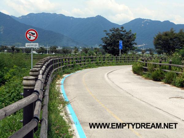 영산강 자전거길: 순창 - 담양 - 나주