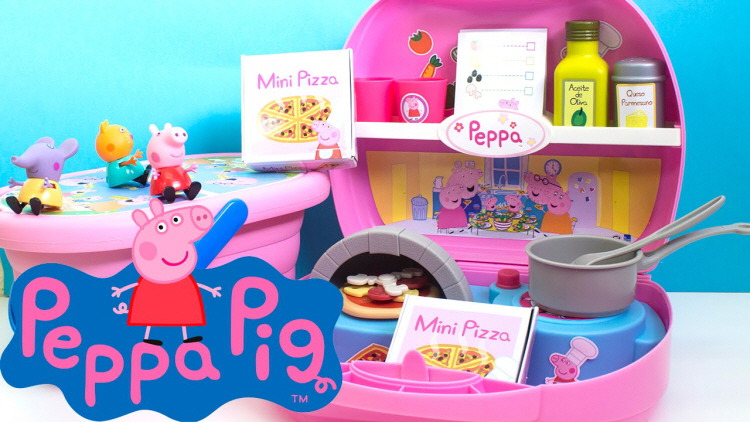 45. Peppa Pig-products