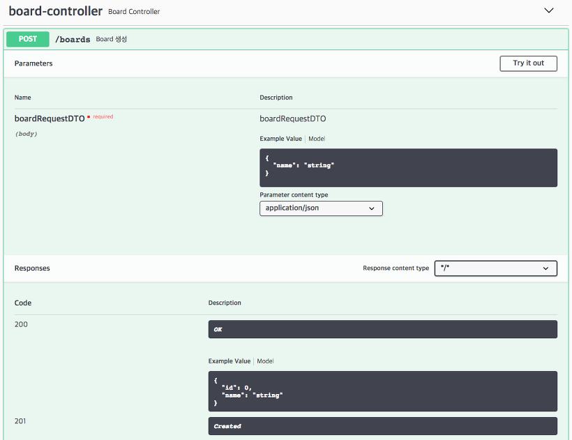 spring-boot-starter-webflux swagger 3 설정