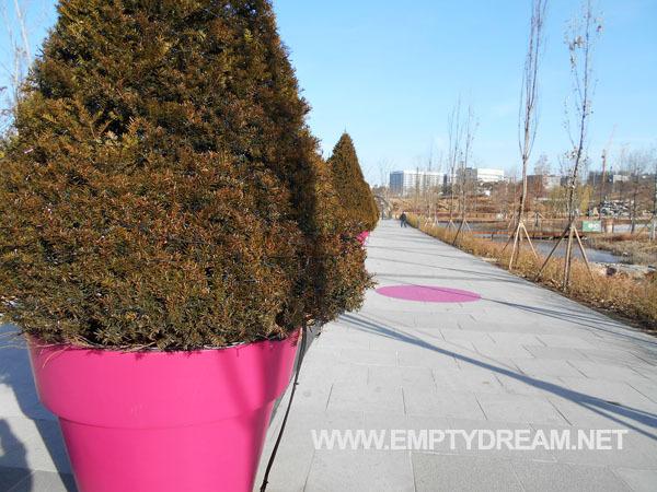 서울식물원 - 열린숲