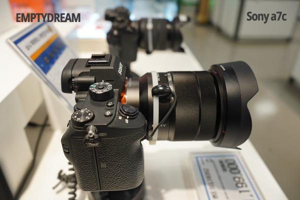 소니 a7c 미러리스 카메라 사진 테스트 홍미노트7 비교, 일렉트로마트