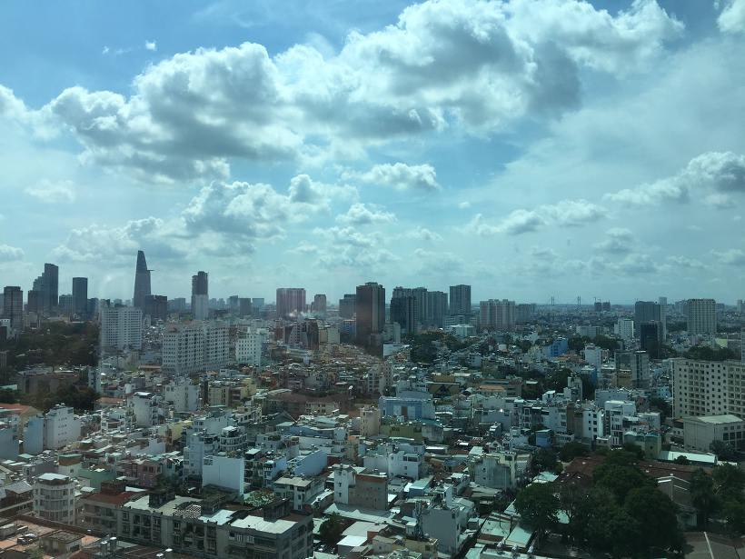 베트남 호치민 닛코 호텔