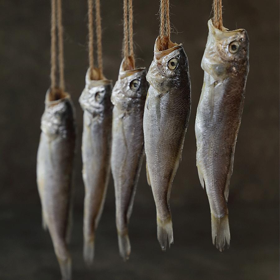 고소하고 깊은 맛, 반건조 생선의 매력