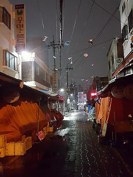 서울 조선족 집단 거주지역