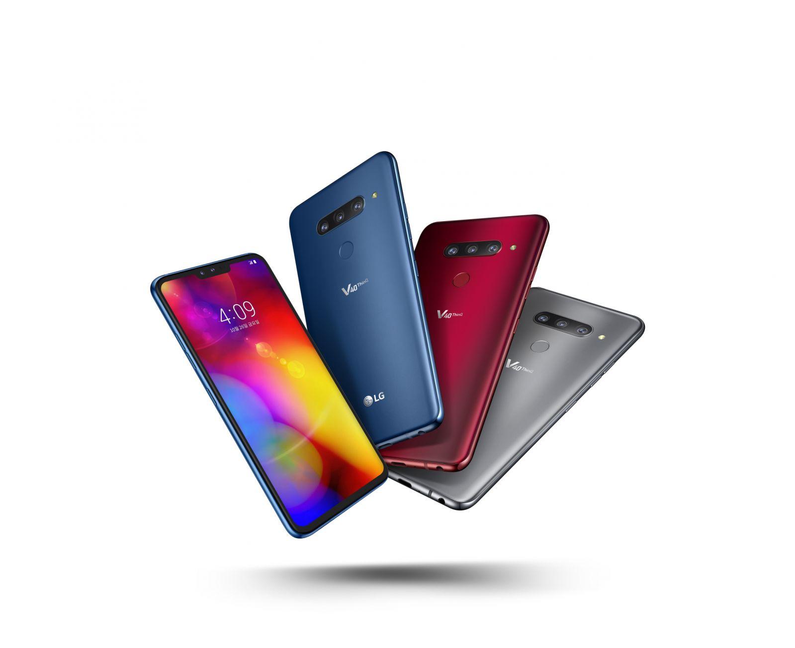 LG V40 ThinQ, LG V40 ThinQ 스펙, LG V40 ThinQ 디자인, LG V40 ThinQ 가격, V40, LG 스마트폰, IT, 스마트폰, 리뷰
