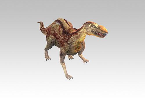 무타부라사우르스(Muttaburrasaurus)